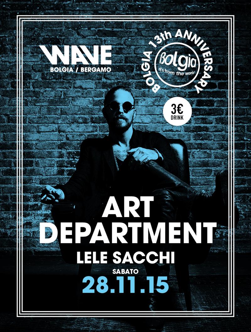 Bolgia - Art Department + Lele Sacchi