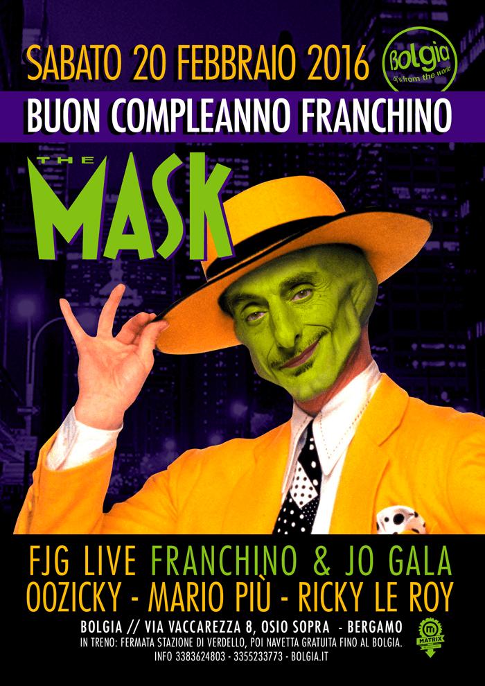 Buon Compleanno Franchino @ Bolgia