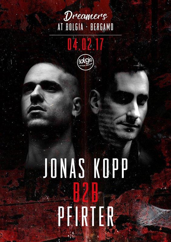 Jonas Kopp b2b Pfirter