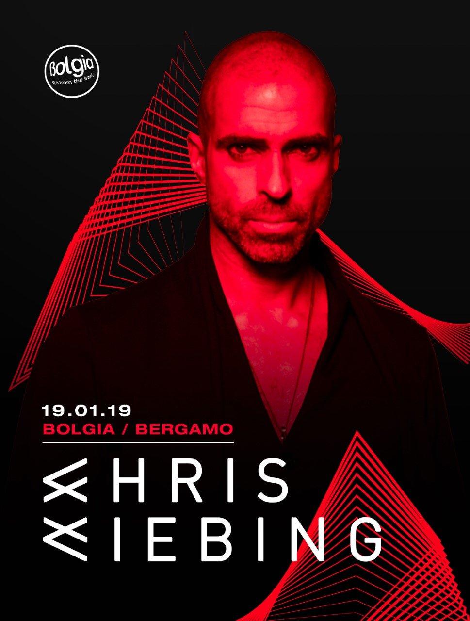 Chris Liebing bolgia