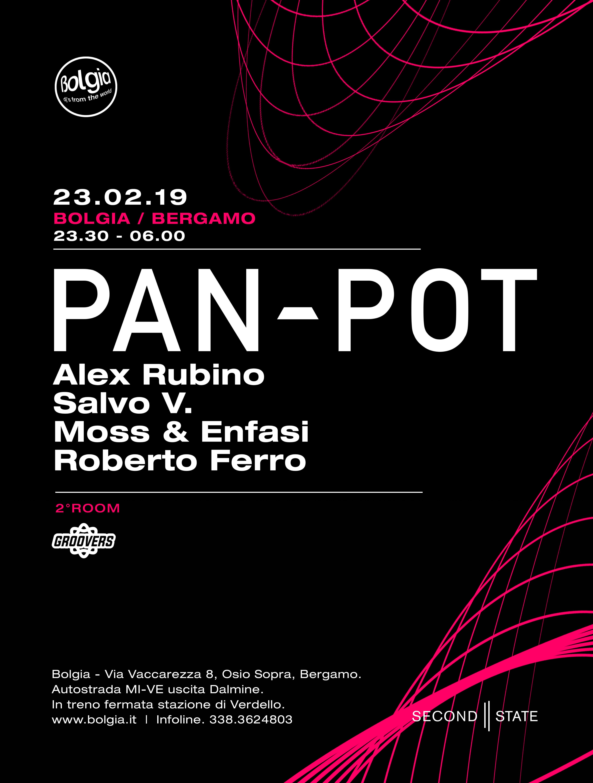 Pan-Pot rear