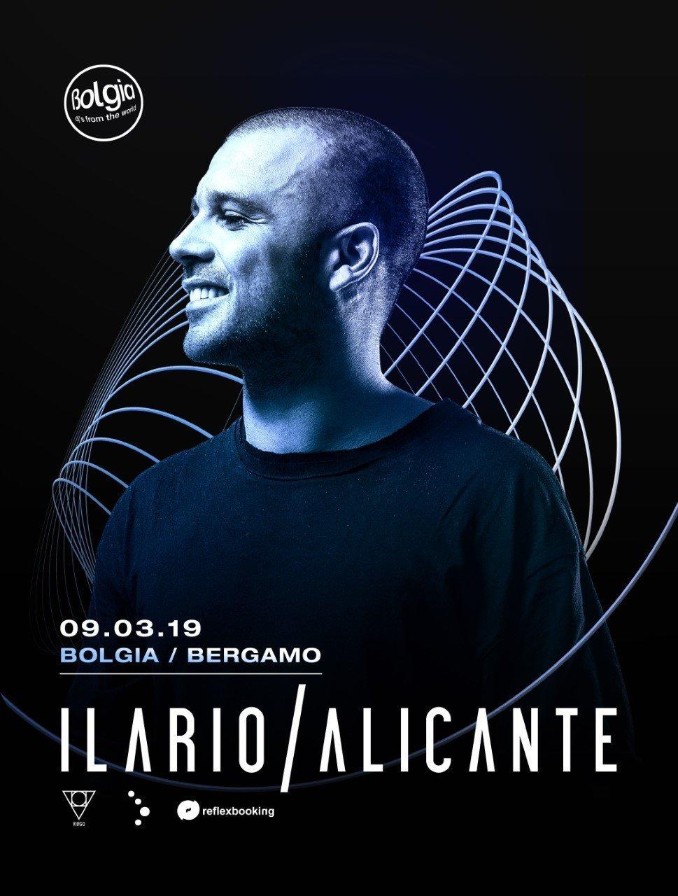 Bolgia Ilario Alicante Front