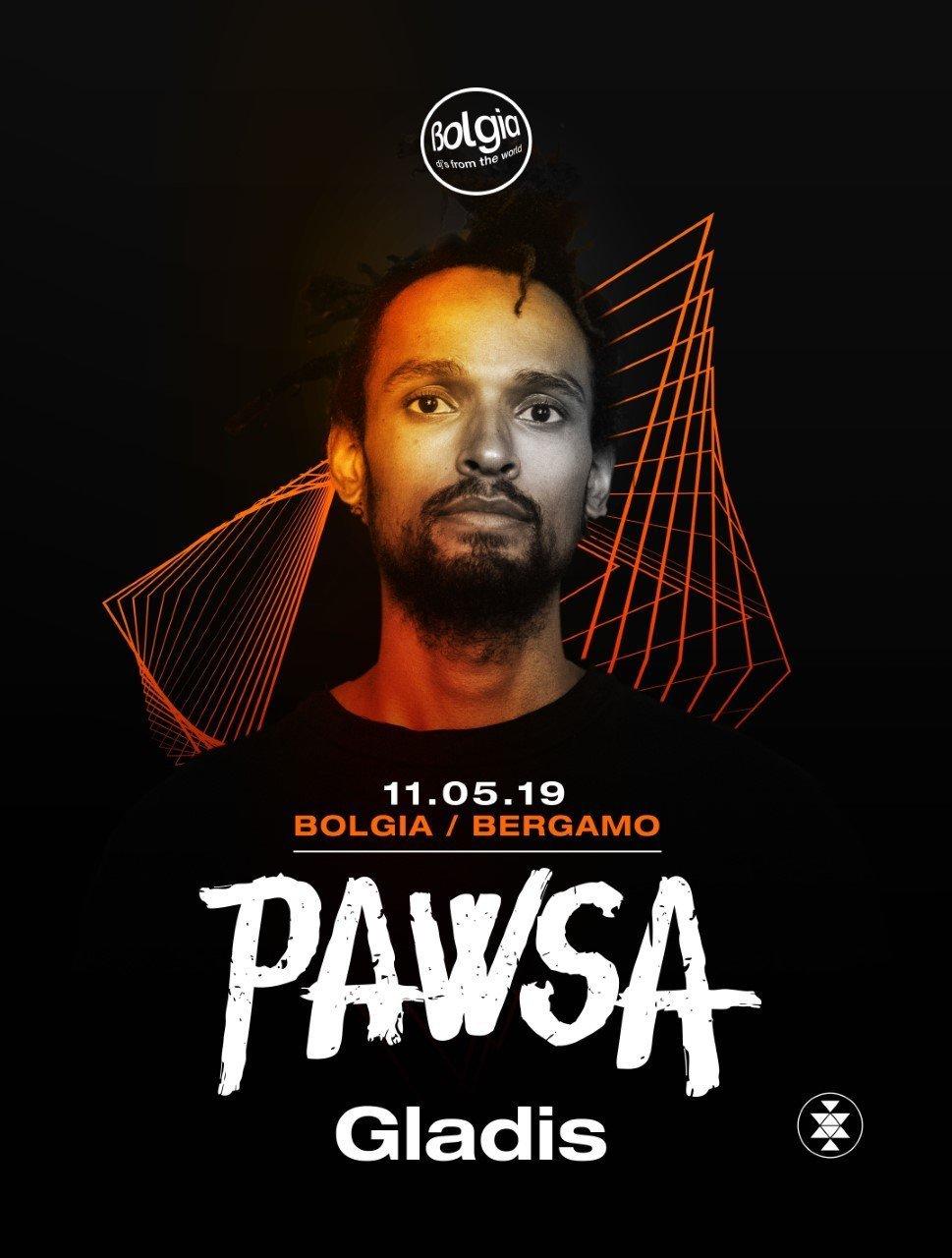Pawsa+Gladis @ Bolgia