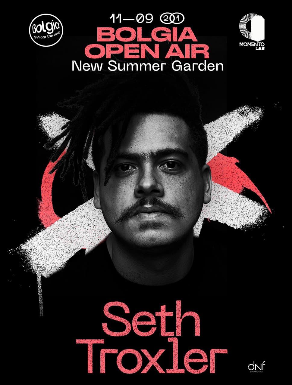 SETH TROXLER New Summer Garden